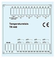 TR440 Kuru Tip Trafo Sıcaklık Koruma Rölesi