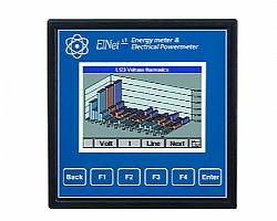 LT Enerji Analizörü (Harmonik,Hafıza,RS485-Ethernet)