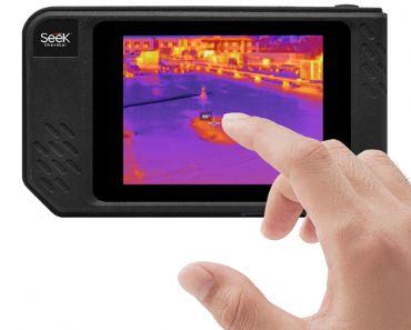Seek ShotPRO, 320x240 Pixel Termal Kamera