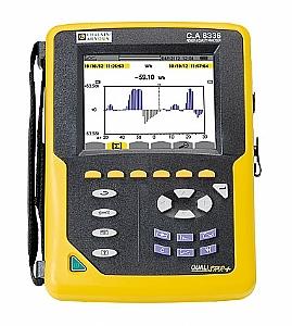 CA8336, 3 Fazlı Portatif Enerji Kalite Analizörü