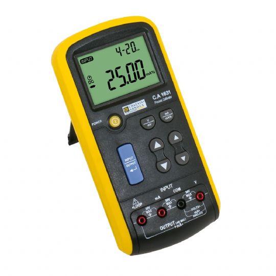 CA1631, mA/Volt, Proses Kalibratörü