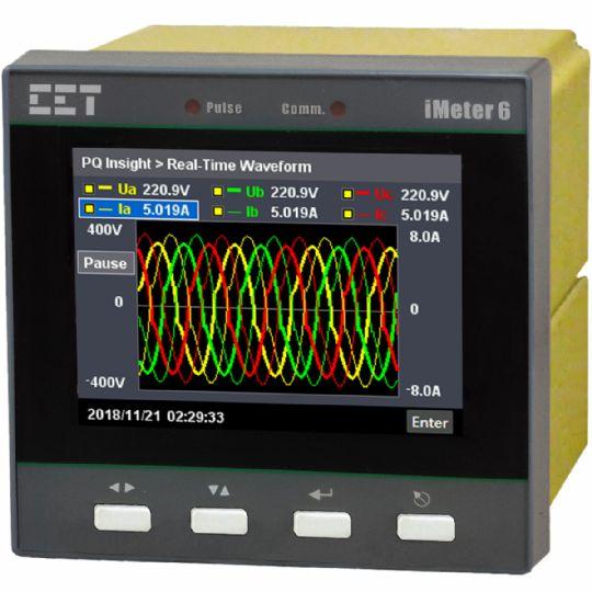 iMeter6, Enerji Kalite Analizörü, (Class S)