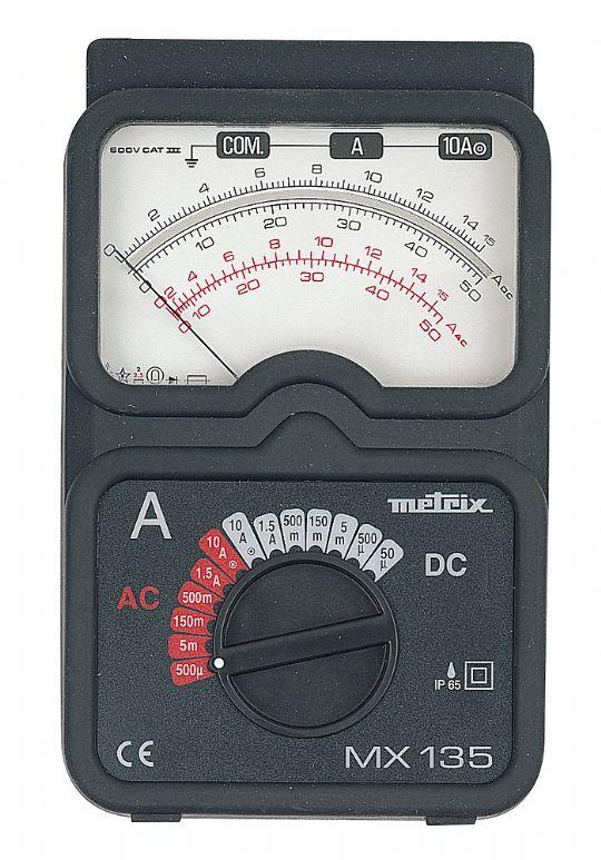 MX135 Analog Ampermetre